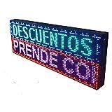 Rótulo LED programable para Autoescuelas (64x96 cm) RGB ...