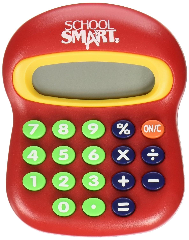School Smart Beginner Calculator School Specialty 084432