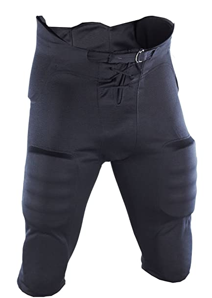 d926e9846 Amazon.com   Adams USA Adult Pant Football with Pads   Sports   Outdoors