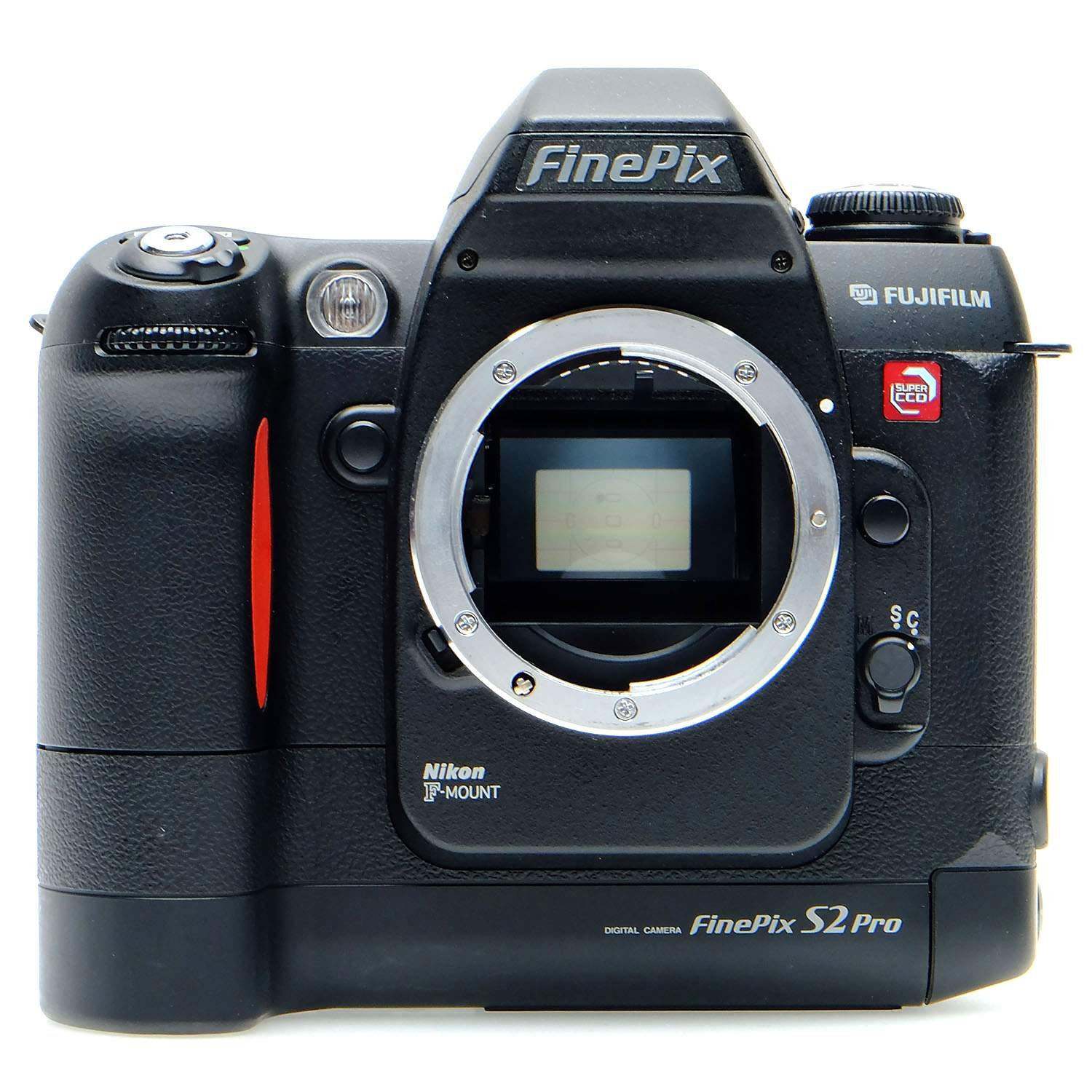 Amazon.com : Fujifilm Finepix S2 Pro 6.17MP Digital SLR Camera (Body Only)  : Slr Digital Cameras : Camera & Photo