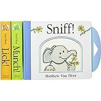 Van Fleet Sniff! Lick! Munch! Slipcase