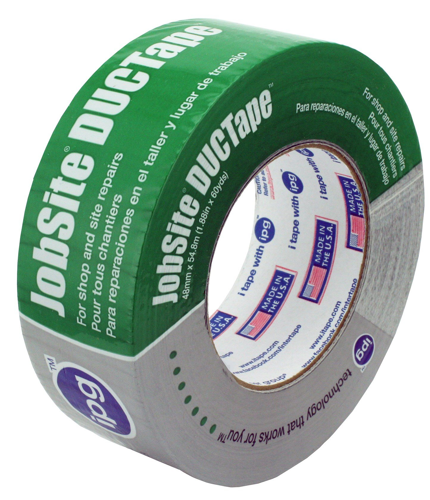 Intertape Polymer Group 6700 1.87'' X 60 Yards General Purpose Duct Tape