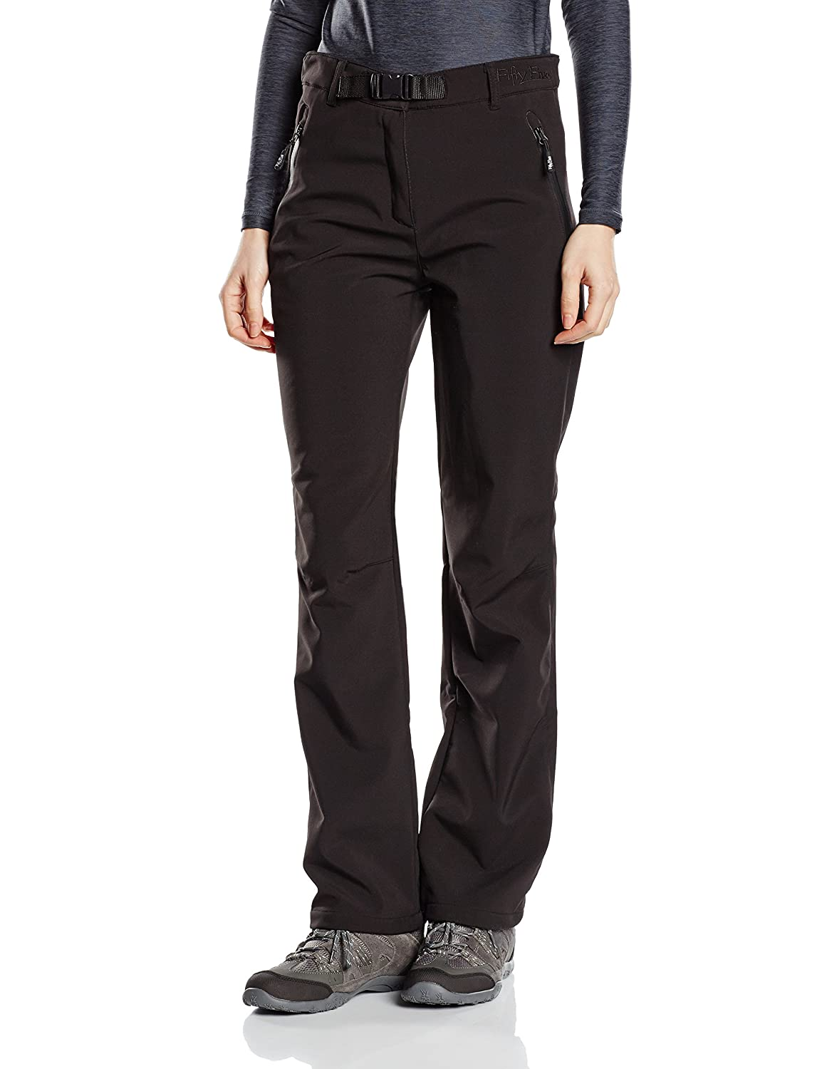 Softshell-Hose Outdoor-Hosen für Damen von Fifty Five - Orac - winddichte  wasserfeste 930d80db54