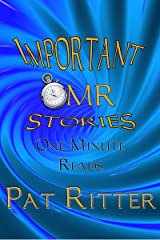 Important OMR Stories Kindle Edition