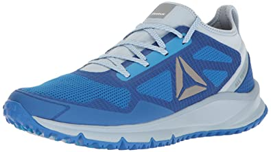 new style 782b1 a6355 Reebok Men s All Terrain Freedom Trail Runner, Awesome Blue Gable  Grey Asteroid Dust