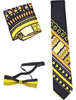 Kente Tie Set - Style 1