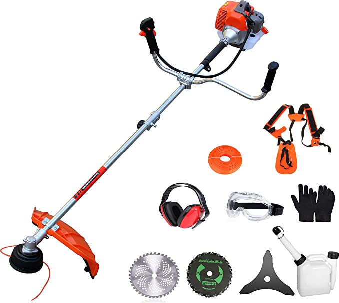 PROYAMA 42.7cc 2 in 1 Extreme Duty Brush Cutter