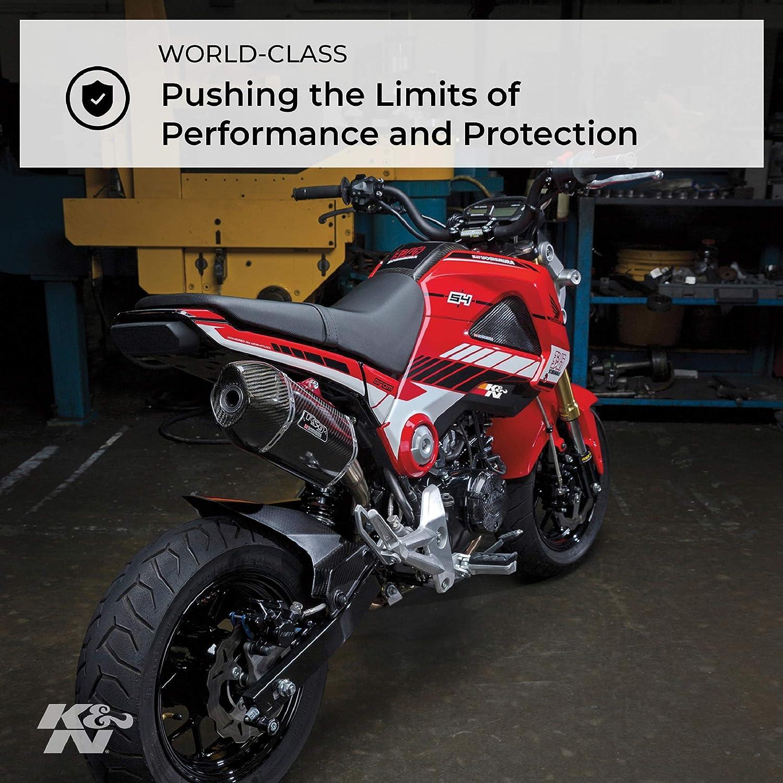 K/&N YA-2406 Moto Filtre /à Air de Remplacement