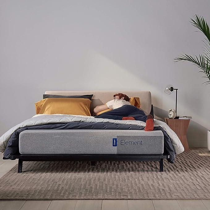 AmazonSmile: Casper Sleep Element Mattress, Queen, 2020 Model: Furniture & Decor