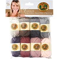 Lion Brand Yarn 865-202 Vanna's Palettes Yarn, Romantic