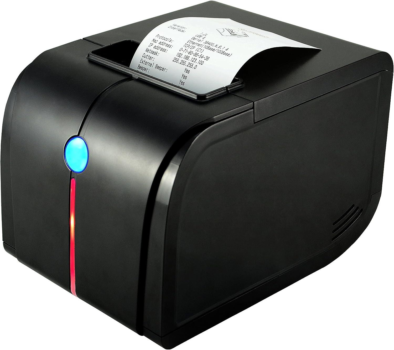 AOPOS IMPRESORA TICKET T250L II 80mm CORTE RS232+USB+ETHERNET ...