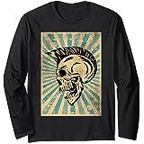 Punks Music Rock Punks Punkrocker Punk Long Sleeve T-Shirt