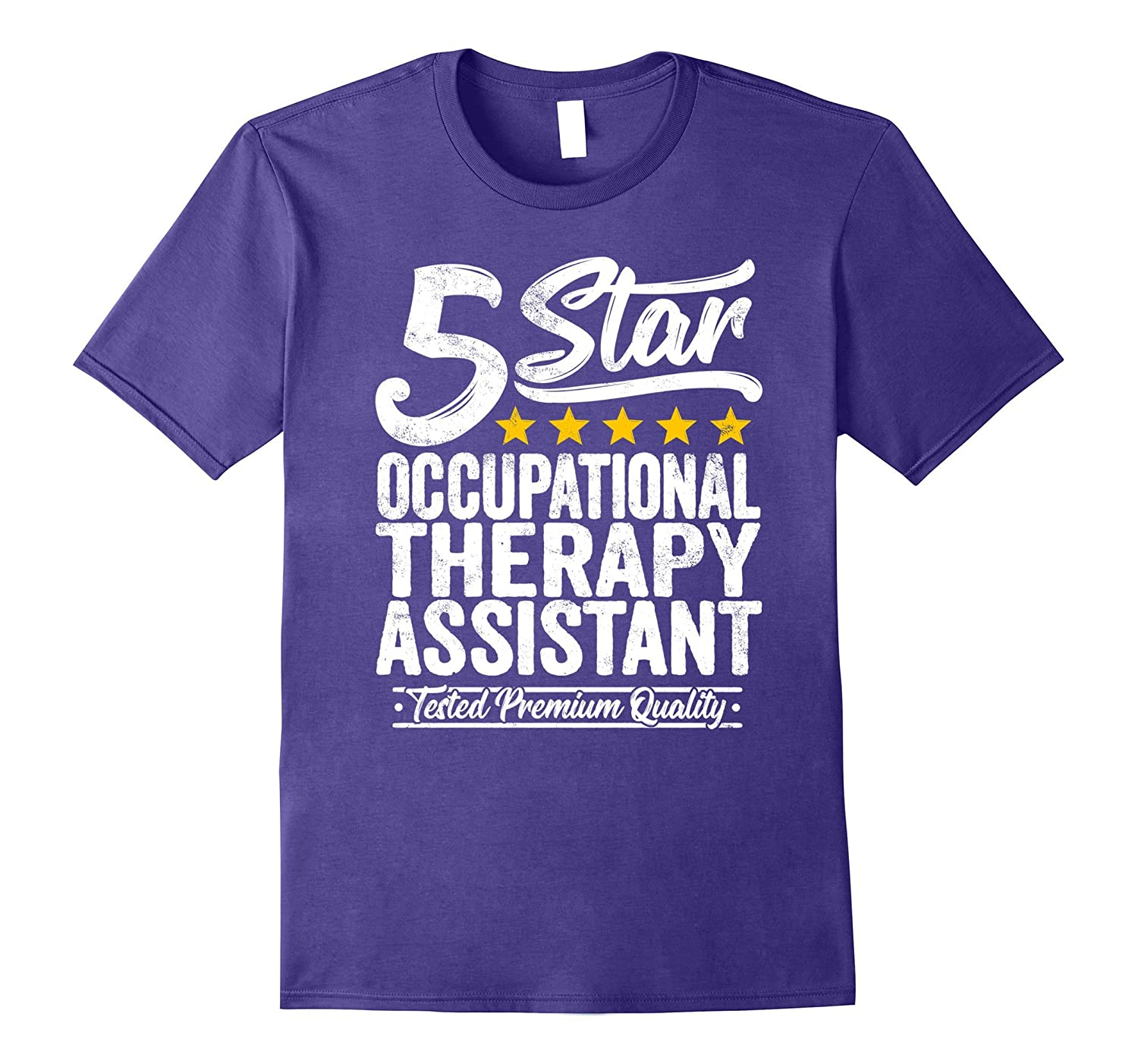 Occupational Therapy Assistant Gift Colleague Tee Shirt-TJ