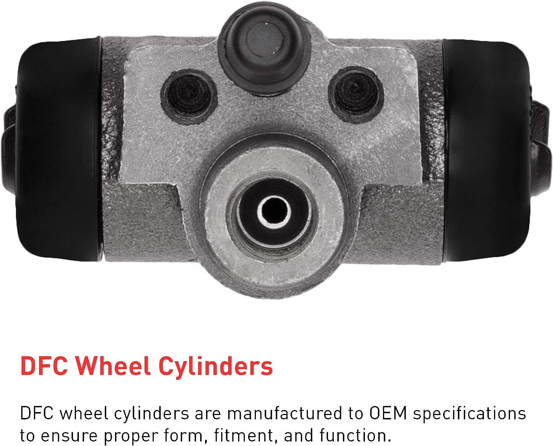 Rear Left Dynamic Friction Company Brake Wheel Cylinder 375-42011