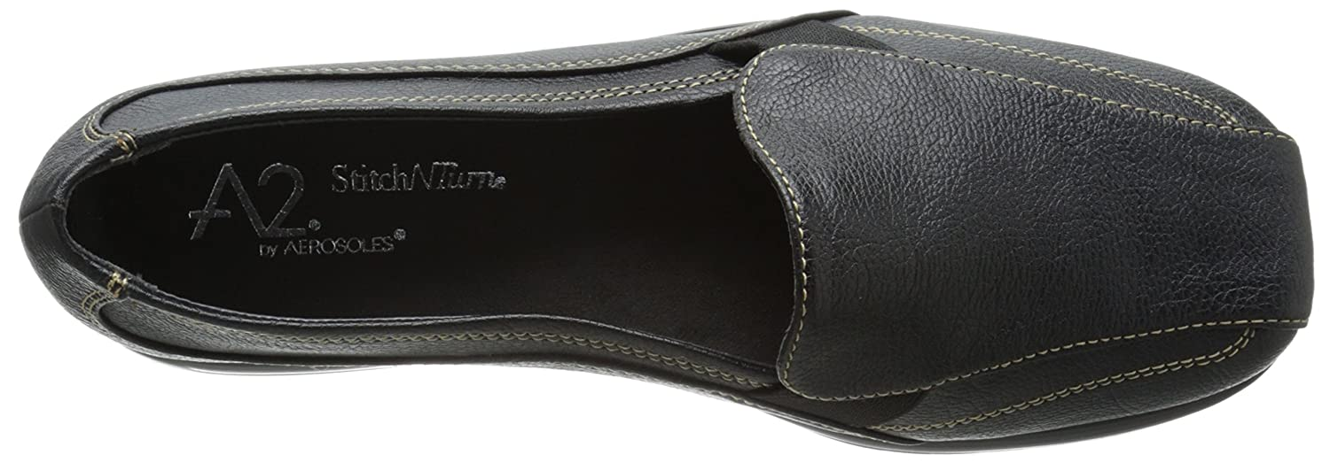 A2 by Aerosoles Womens Tricycle Slip-On Loafer
