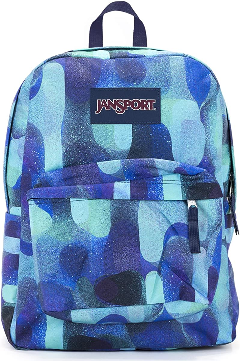 Jansport Superbreak Backpack multi Lava Lamp