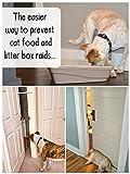 Door Buddy Door Latch Plus Door Stopper. Keep Dog