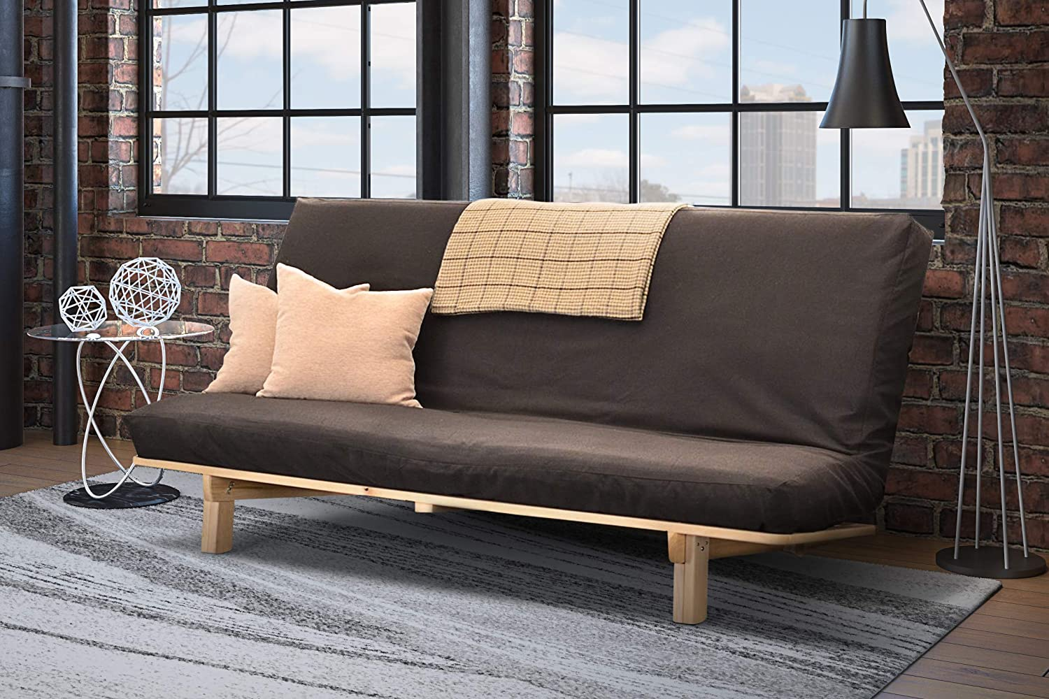 Top 10 Best Futon Frames Reviews in 2020 1