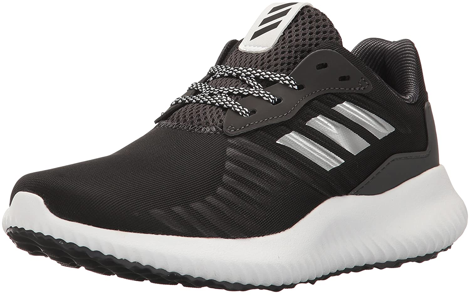 adidas Women's Alphabounce Rc W Running Shoe B01MSQH9XA 6 B(M) US|Core Black/White/Utility Black