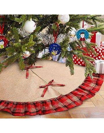 Shop Amazoncom Christmas Tree Skirts