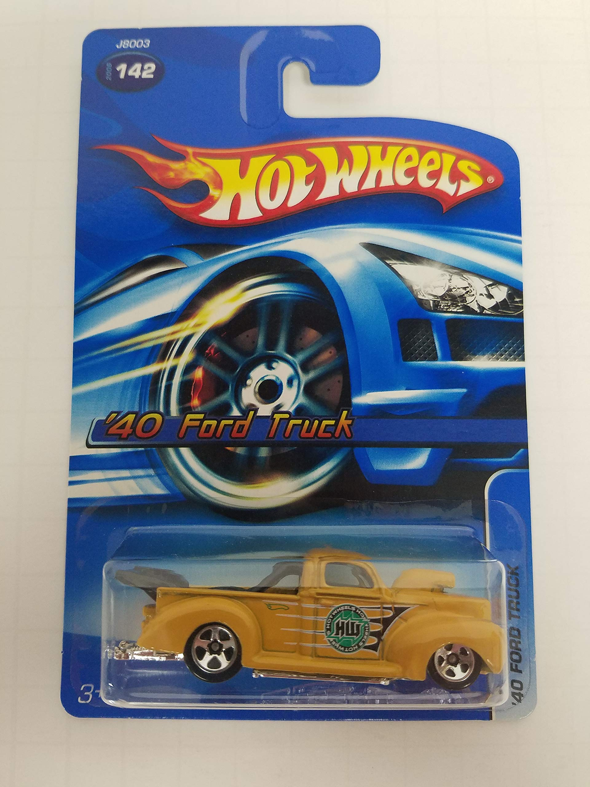 '40 Ford Truck No.142 Hot Wheels 2006 1/64 scale diecast car