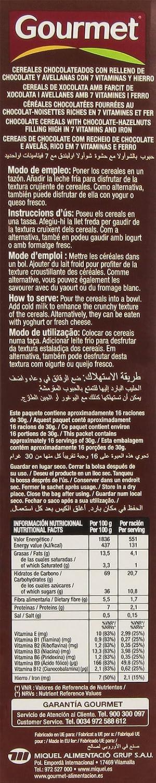 Gourmet Saquitos Chocolateados Rellenos de Chocolate y ...