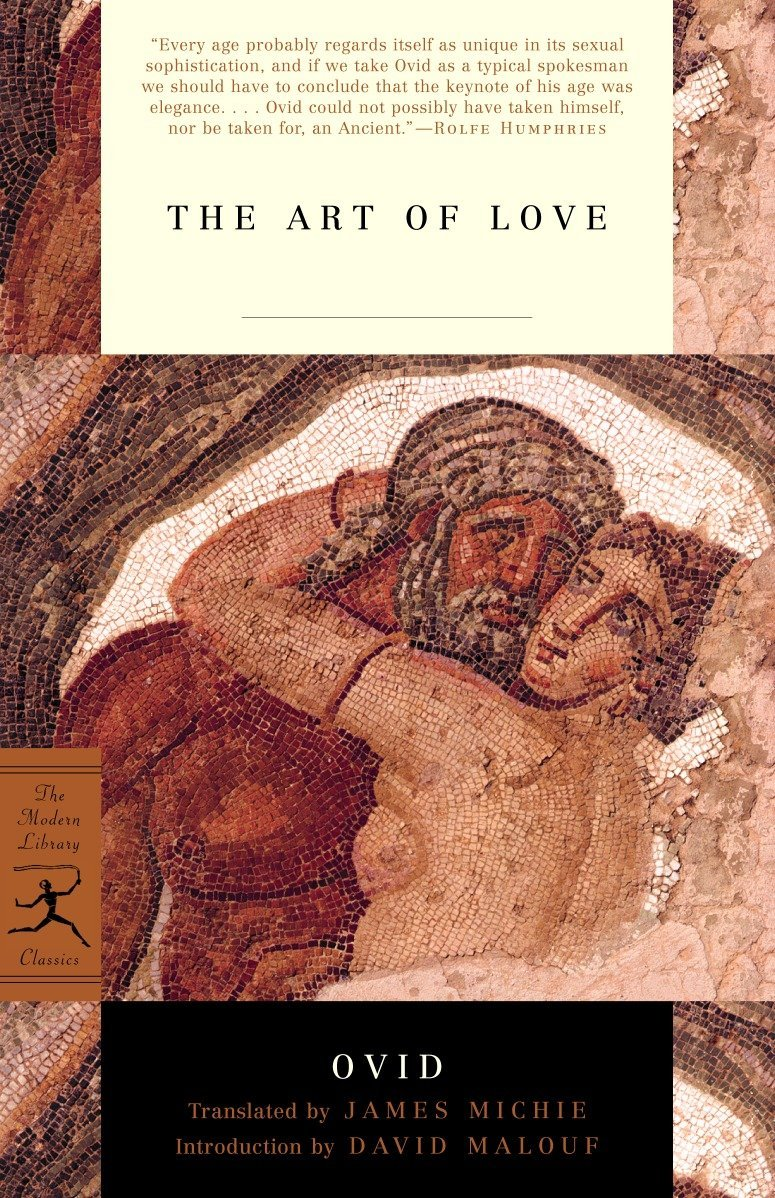 The Art of Love (Modern Library)