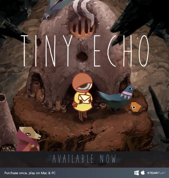 Tiny Echo [Online Game Code]