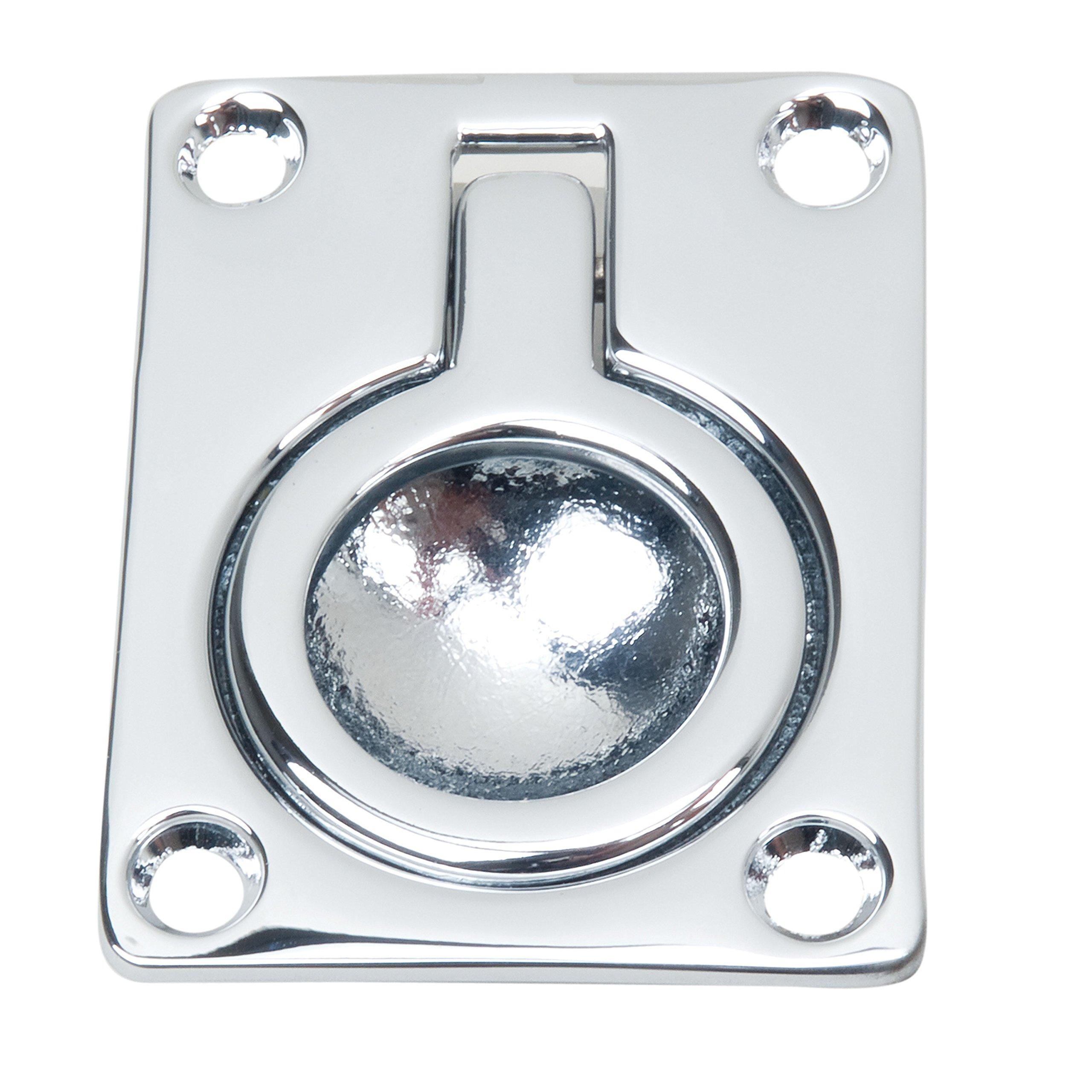Perko 1103DP0CHR Flush Ring Pull