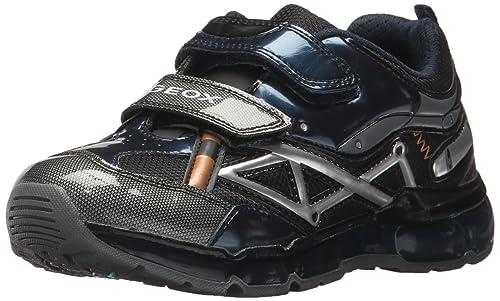 Geox J Android B, Sneakers Basses garçon