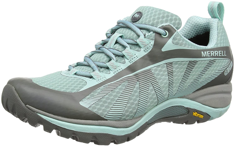 Merrell Siren Edge Waterproof, Zapatillas de Senderismo para Mujer 37.5 EU