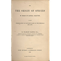 ON THE ORIGIN OF SPECIES (Sixth London Edition)