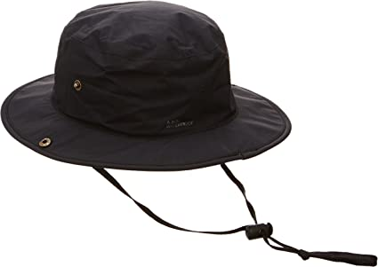 SEALSKINZ Unisex Waterproof Bush Trail Brim Hat