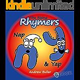 CHILDREN'S RHYMING ALPHABET BOOKS - The Rising Rhymers: Nap & Yap