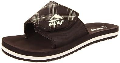 959857d7d0de3a Reef Grom Ahi Slide Sandal (Toddler)