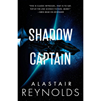 Shadow Captain (The Revenger Series Book 2)