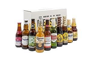 [Web限定] 輸入ビールスタイル別飲み比べ10本パック [ギフトBox入り]