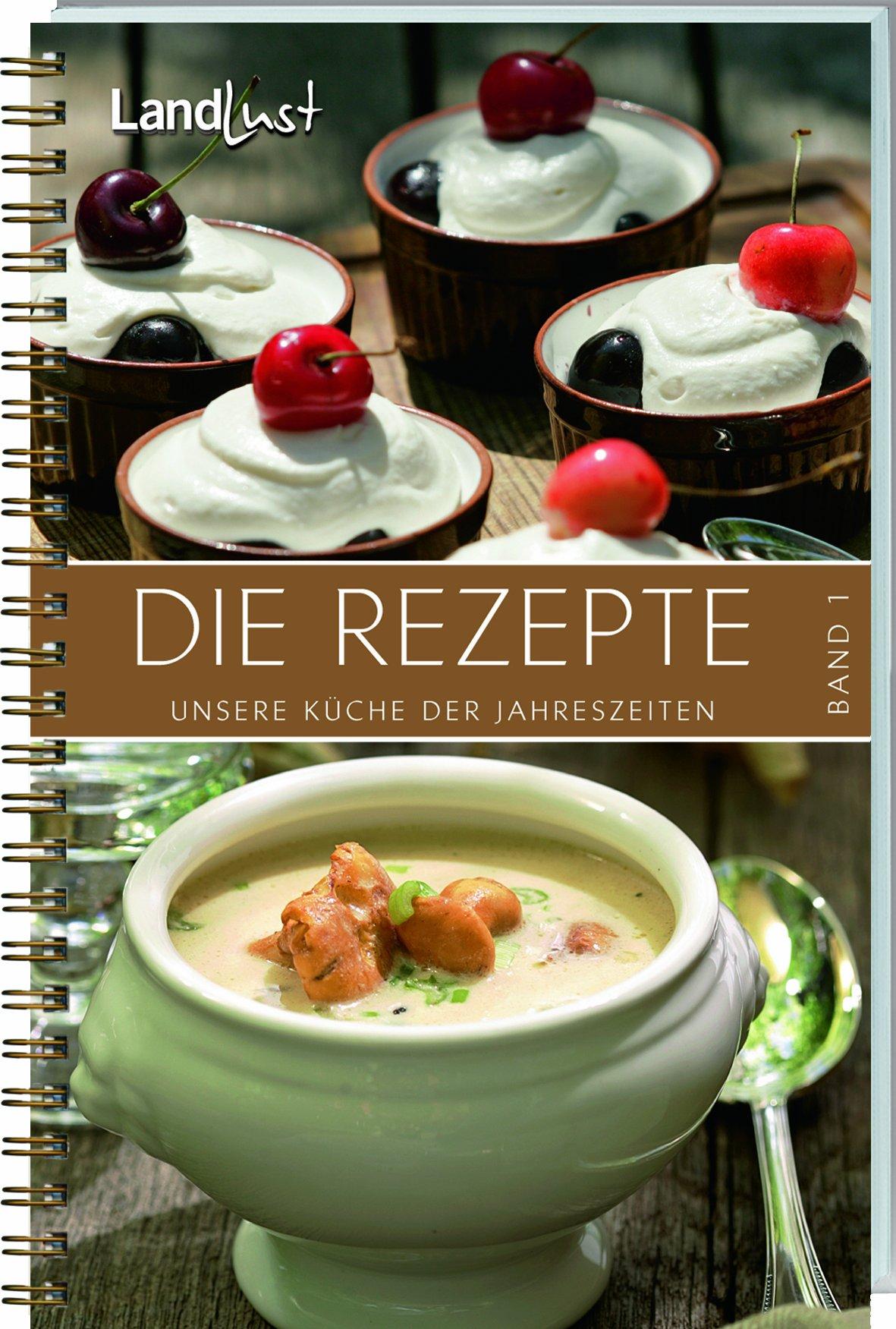 Landlust - Die Rezepte: Unsere Küche der Jahreszeiten: Amazon.de ...