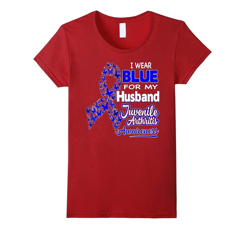 I wear Blue for my Husband – Juvenile Arthritis Awareness