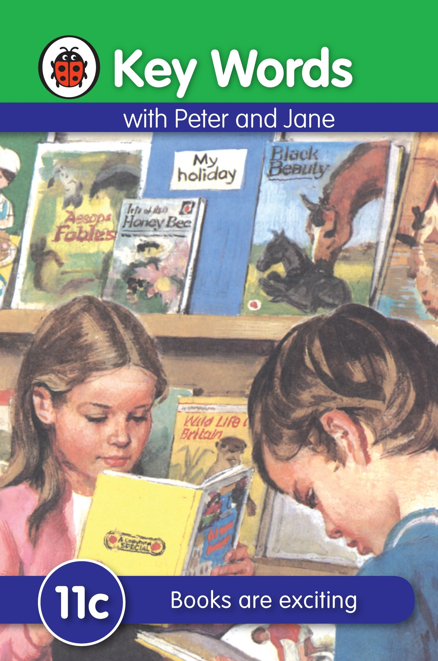 Download Key Words with Peter and Jane #11 Books Are Exciting Series C pdf epub