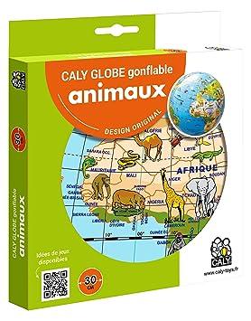 Caly Sarl - 057 F - Globo Hinchable - Animales - tamaño 30 ...