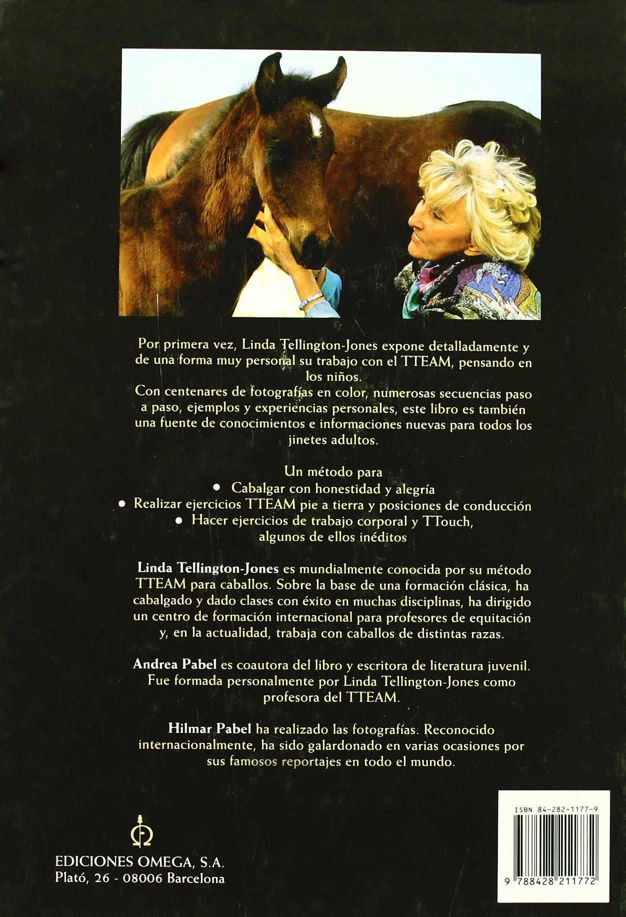 La escuela de equitación para niños de Linda Tellington-Jones: 9788428211772: Amazon.com: Books