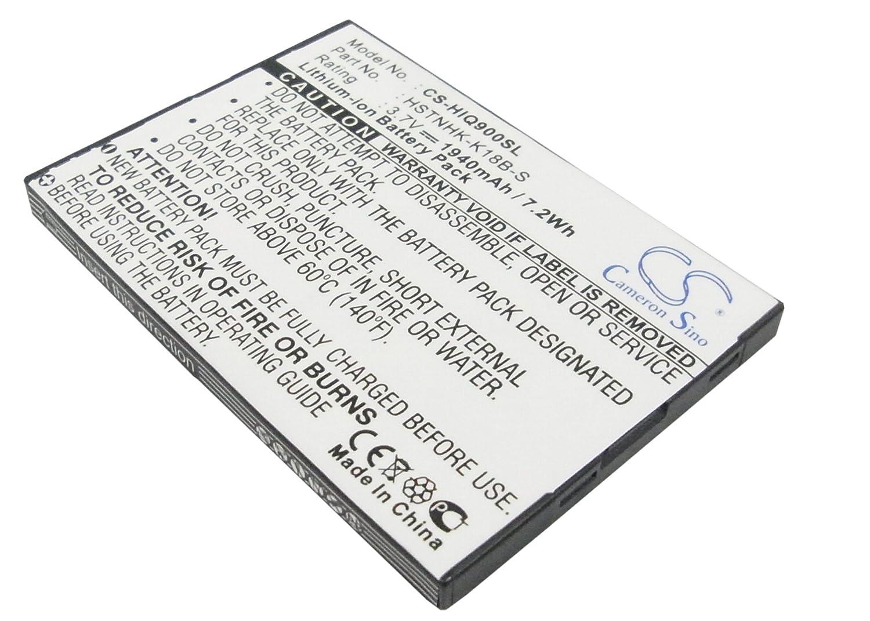 ビントロンズ交換用バッテリーHP hstnh-k14b-hs、hstnh-k18b-s、hstnhk-k18b-s B00XJYJLKY