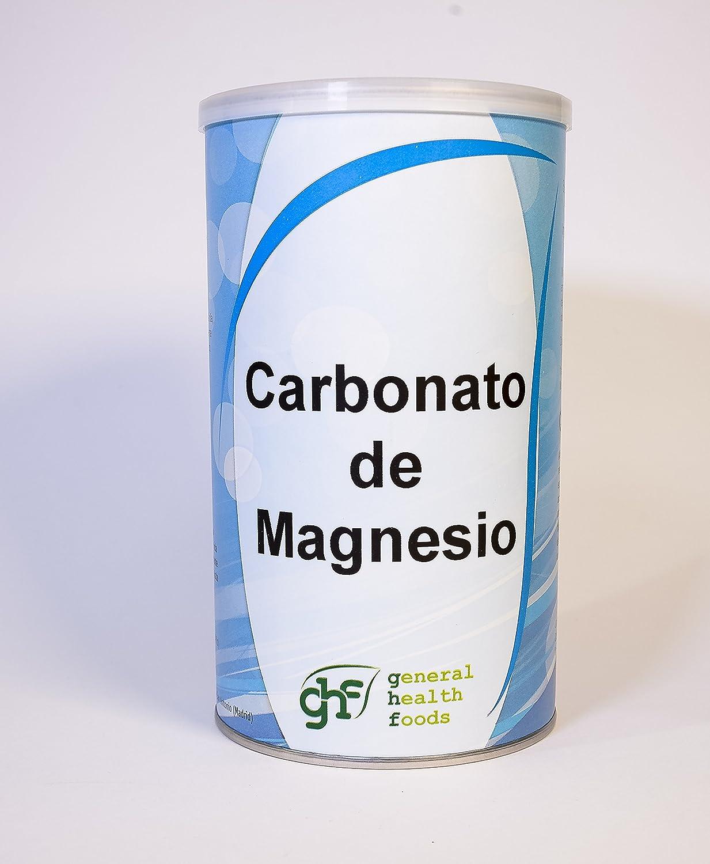 Para que se usa el carbonato de magnesio