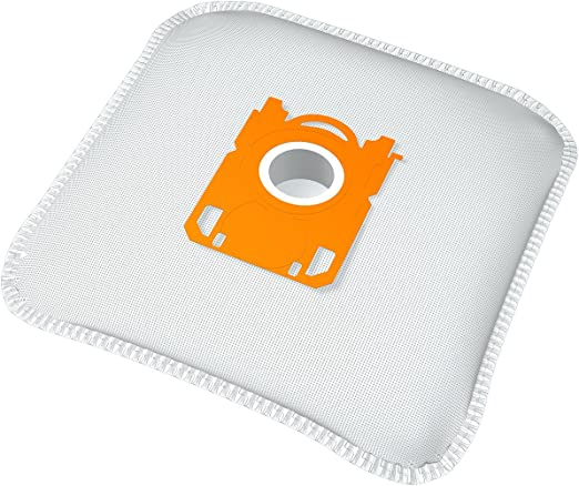 DISBA EX 57m - Bolsas de aspiradora, adecuadas para Philips S-Bag ...