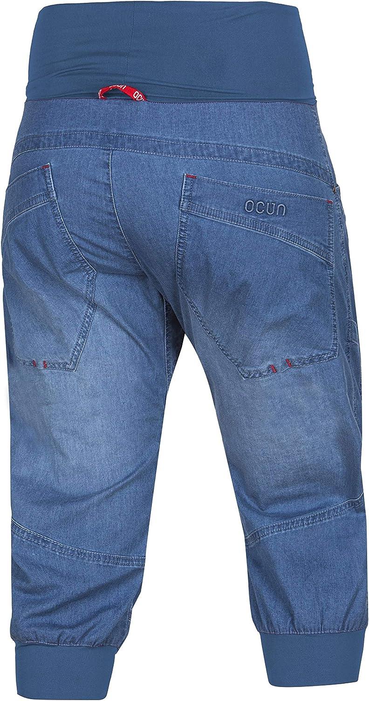 Ocun Noya Jeans W Pantaloncini Arrampicata
