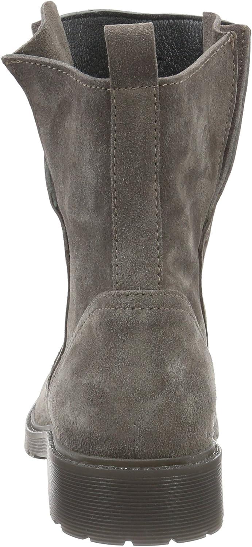 2020 Neueste Geringster Preis Kauf Buffalo London Damen 8036 Suede Kurzschaft Stiefel Grau Taupe 01 ls2i6 GO4Xb cVh9A