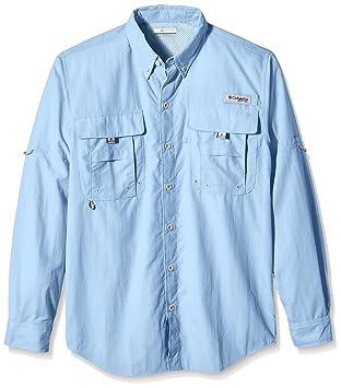 Columbia PFG Bahama II - Camisa de Manga Larga para Hombre  Amazon ... efcdc09737a