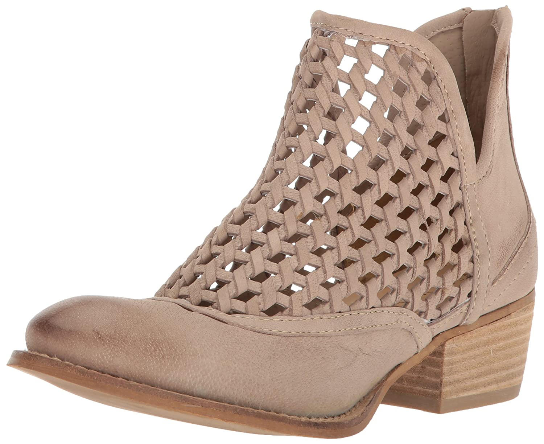 Very Volatile Women's Hudsun Ankle Boot B071J4DNC2 7.5 B(M) US|Beige