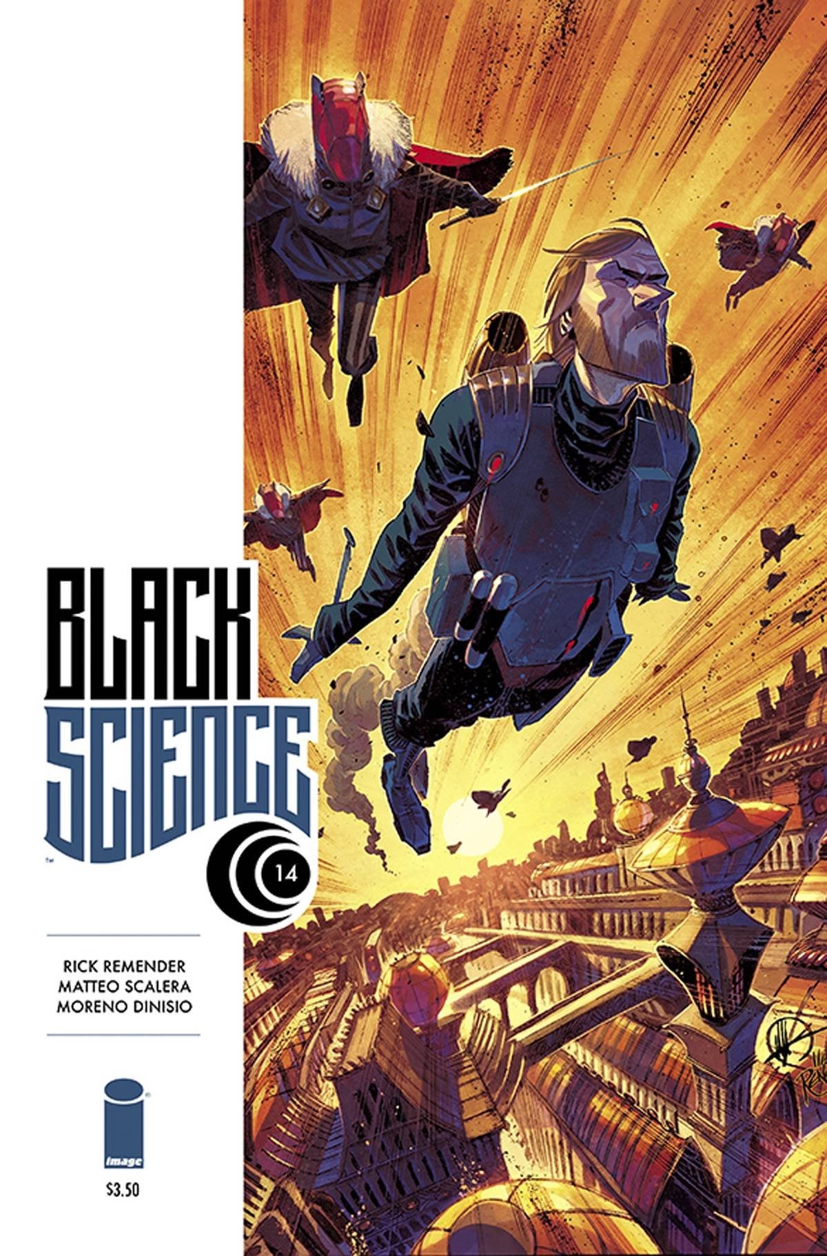 Black Science #14 pdf epub